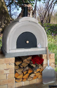 Orion Heating Pizza Oven